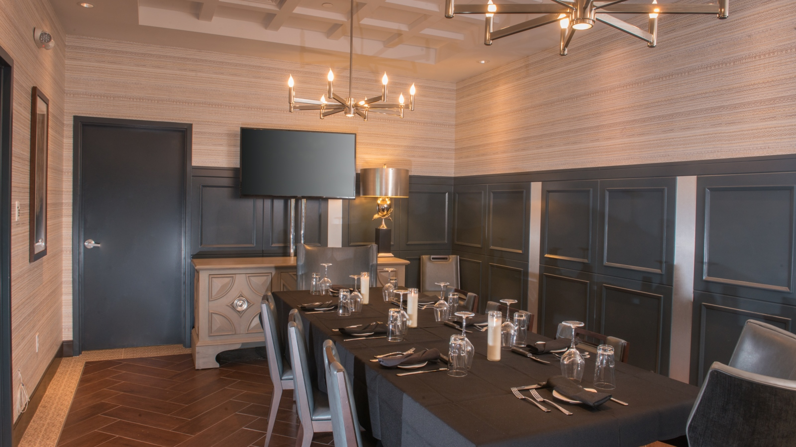 Mesa Meeting Venues - Private Dining Room
